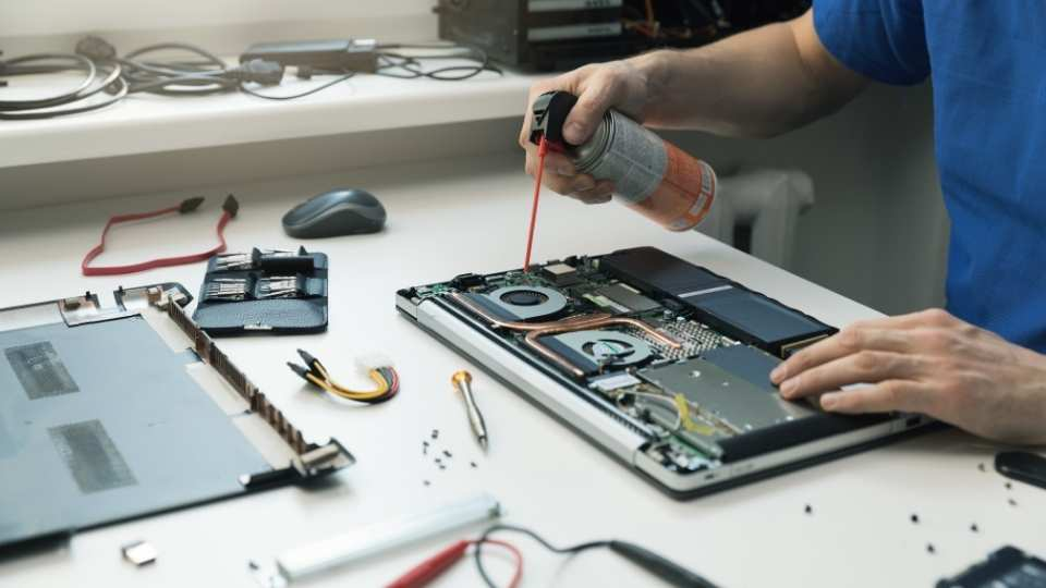 Laptop Repair Ottawa
